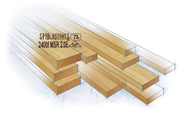 High Quality Lumber and Building Materials